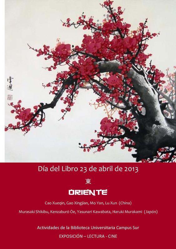Día del Libro 2013 | Dedicado a Oriente |