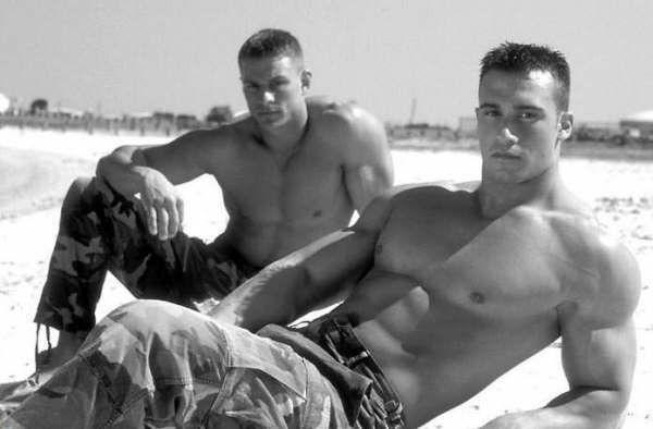 Hot Military Men | Hot Men Memorial Day Edition | Lisa Fox Romance