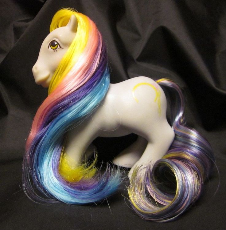 Pony Paint Brush
