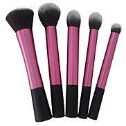 5+Brush+Sets+Synthetisch+haar+Gezicht+/+Lip+/+Oog+Sedona+–+EUR+€+13.32