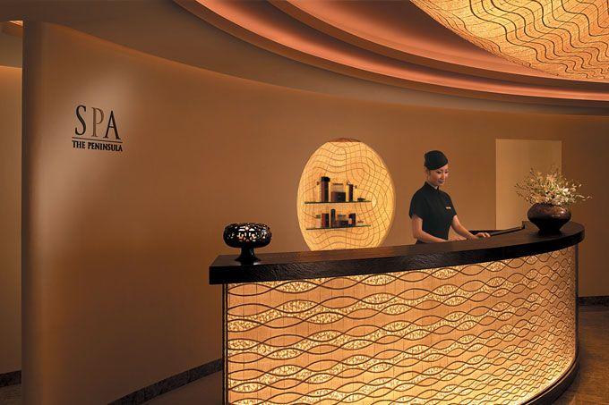 The Peninsula - spa Virtuoso - The Peninsula Tokyo - Japan & Luxury Travel Advisor – luxurytraveltojapan.com - #Luxuryhotels #Tokyo #Japan #Japantravel #peninsulatokyo