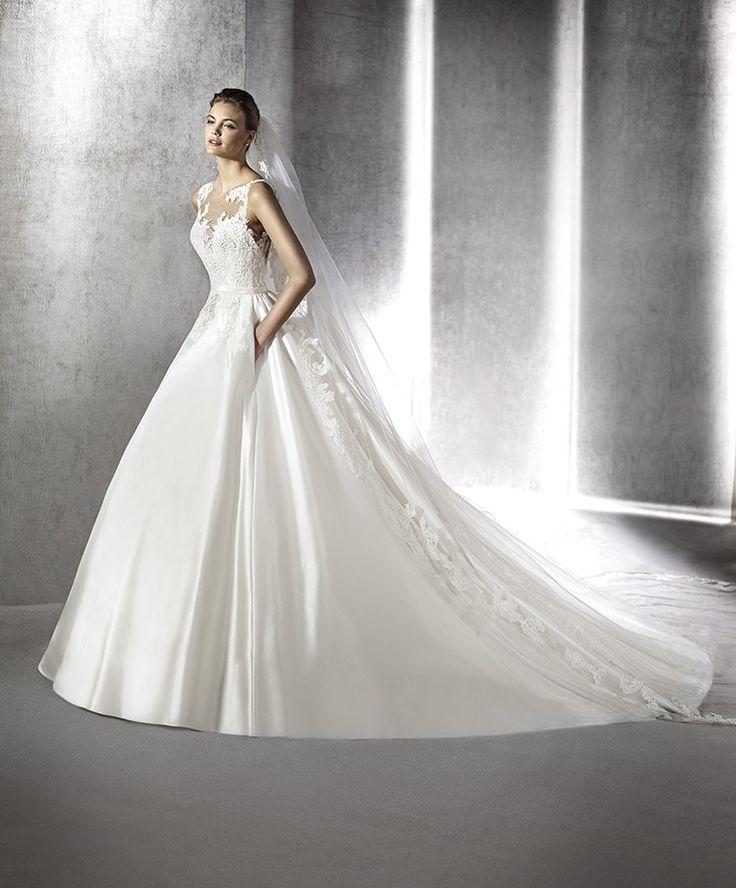 Stockport Wedding Dresses Outlet: Vestido De Novia Modelo Zayan