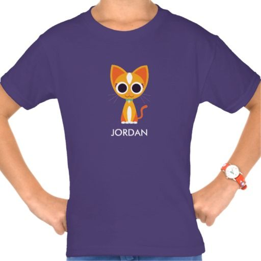 Purrl the Cat. Producto disponible en tienda Zazzle. Vestuario, moda. Product available in Zazzle store. Fashion wardrobe. Regalos, Gifts. #camiseta #tshirt