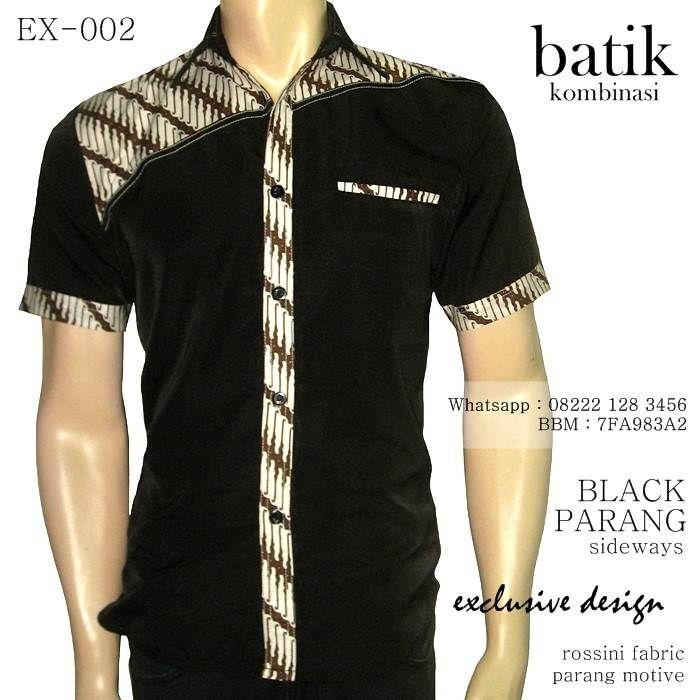 Batik Kombinasi Modern Harga Murah, WA 08222 128 3456, BBM 7FA983A2  klik : www.tokopedia.com/rajapadmibatik