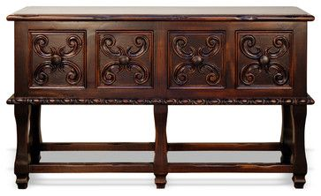 ALL ITEMS - mediterranean - Buffets And Sideboards - Orange County - PENINSULA