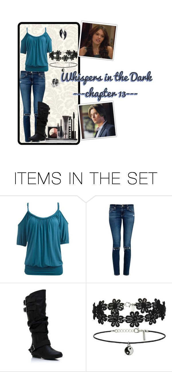 """Whispers in the Dark (chapter 13 set)"" by sagelondyn ❤ liked on Polyvore featuring art, pll, fanfiction, originalcharacter and jasondilaurentis"