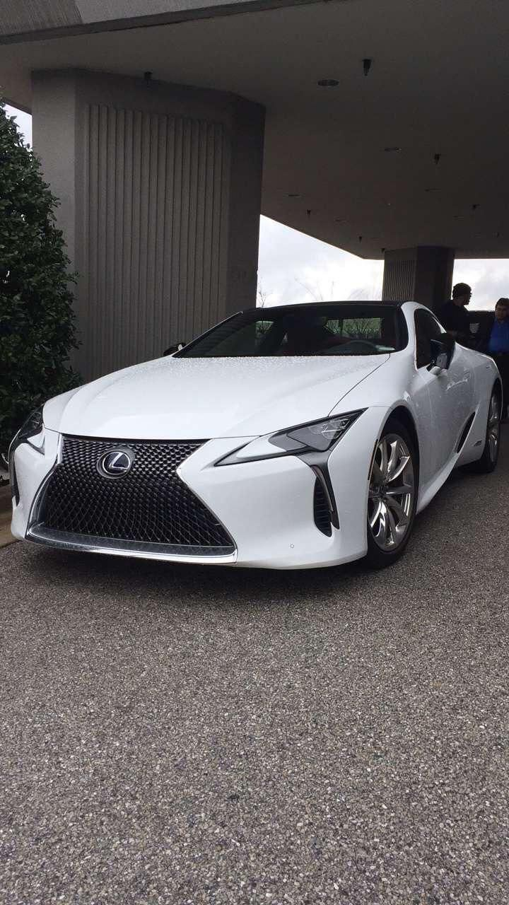 This came to my dealership yesterday lexus car cars lfa automotive