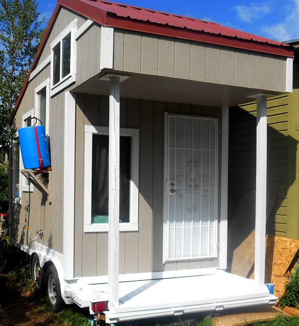 Don t sweat the tiny stuff a tiny house blog how to for Building a house blog