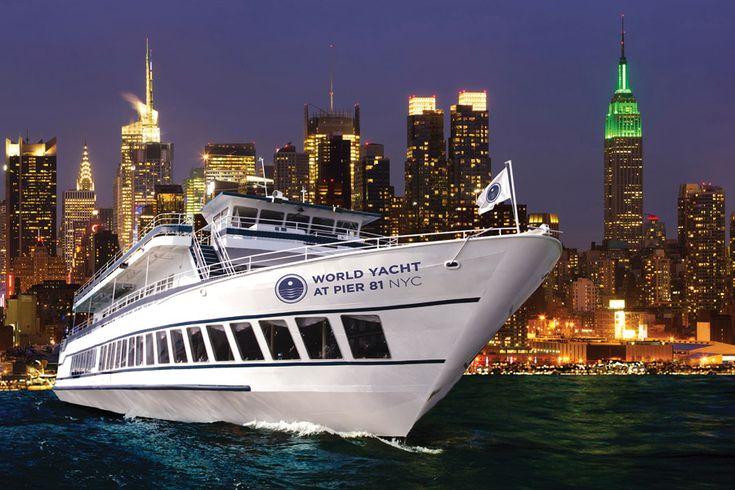 Crucero en Nueva York, un sueño hecho realidad - http://www.absolutnuevayork.com/crucero-nueva-york-sueno-hecho-realidad/