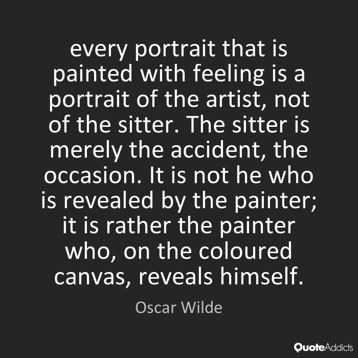 picture of dorian gray quotes and The picture of dorian gray: chapter 14 i quotations 1  the picture enlightened his awareness of his own beauty and the subsequent self-esteem.