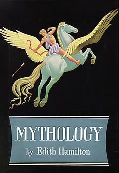 Mythology by Edith Hamilton My parents gave me this book when I was in fourth or fifth grade. Don't know how many times I reread it!