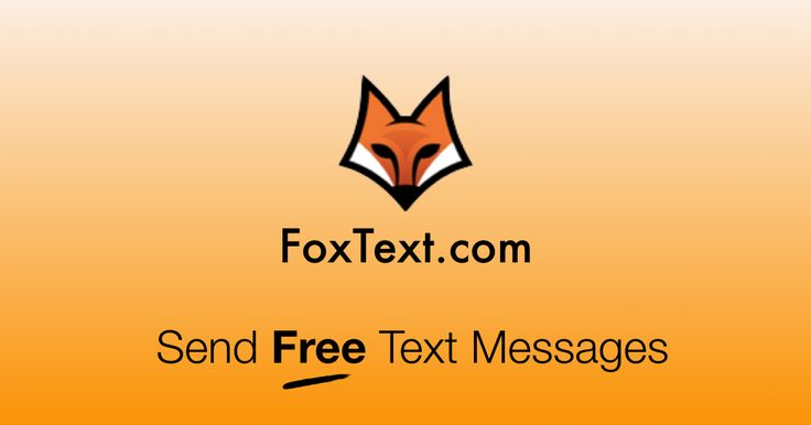 Send a text using FoxText. We are completely free and do not require any sign in or registration. Send a text from your PC or smartphone for completely free.