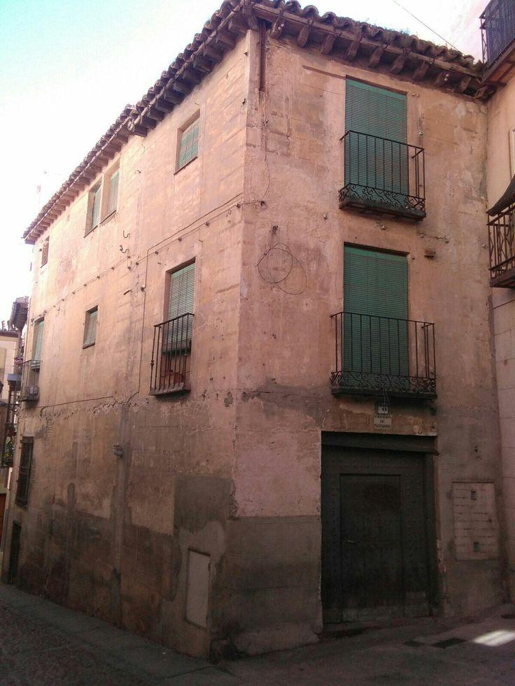 Edifico de la calle la plata (2)