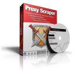 Proxy scraper cracked