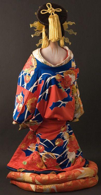Oiran in Yoshiwara, Japan September 02, 2013 Oiran were courtesans in Japan. Usually considered a high rank yujo (prosti...