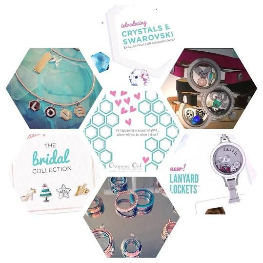 Origami Owl fall 2014  Awesome new collections! Check it out @ http://www.pamhoard.origamiowl.com