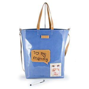 Momaboma Status Bag Indaco
