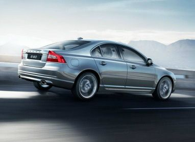 Take a look at the new 2015 Volvo S80!