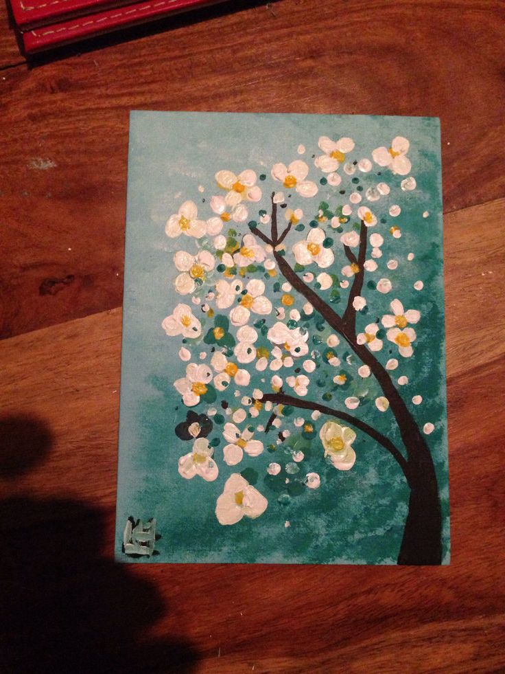 Blossom Painting by Lisa Claire Harrison . Interesting photographs @instaprints .