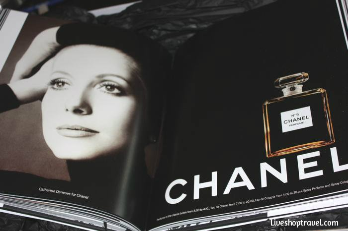 Chanel coffee table book - No5