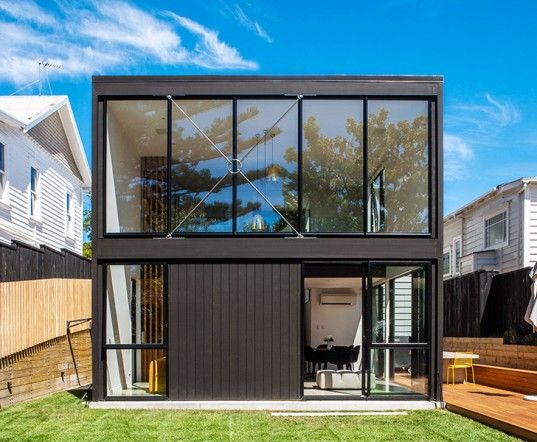 17 best images about prefab home designs on pinterest - Architect designed modular homes nz ...
