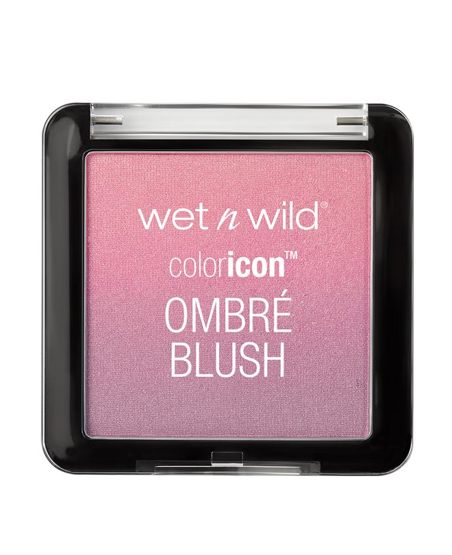 Wet n Wild Color Icon Ombré Blush-in a purple haze