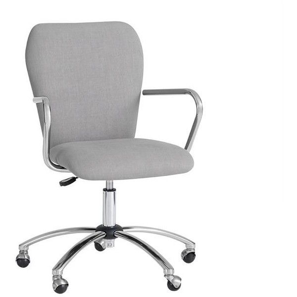 Pottery Barn Airgo Swivel Desk Chair 299 Liked On