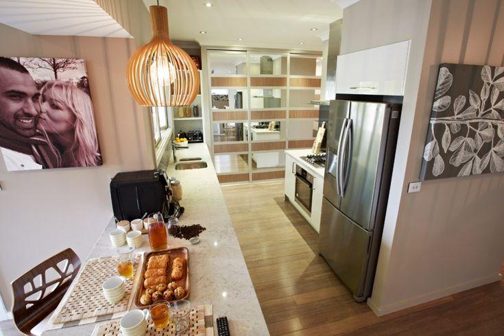 Caesarstone Kitchen Wows Lisa & Adam on House Rules