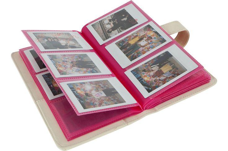5)album photo pour instax mini 8(Darty 15€)