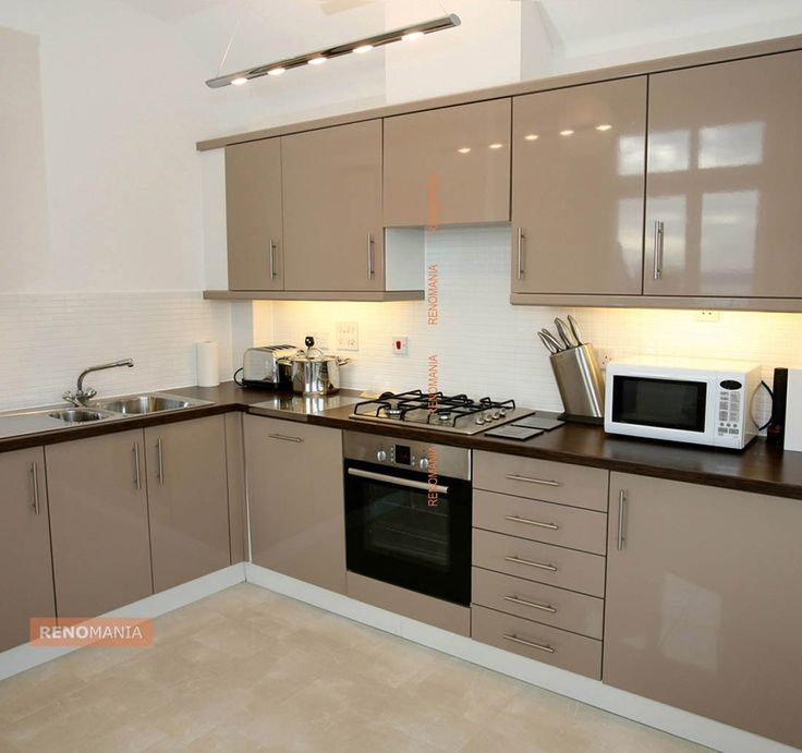 Inspirational L Shaped Kitchen Cabinets Cost