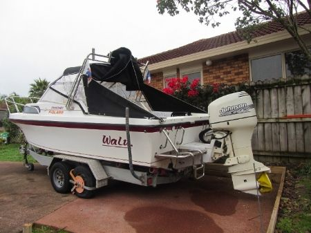 Adding an Outboard Pod - The Fishing Website : Discussion Forums