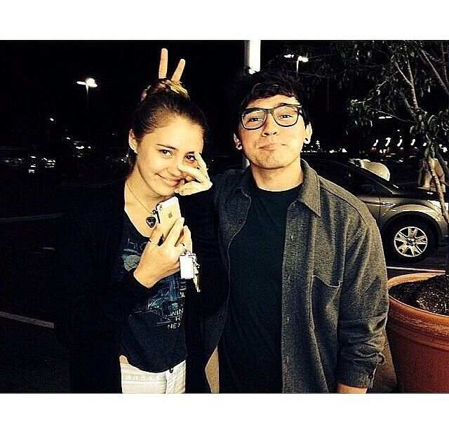 What's His Real Name? JC Caylen Hanging Out With New Girlfriend The Days Hints Dating Affair With Former Beau Ended