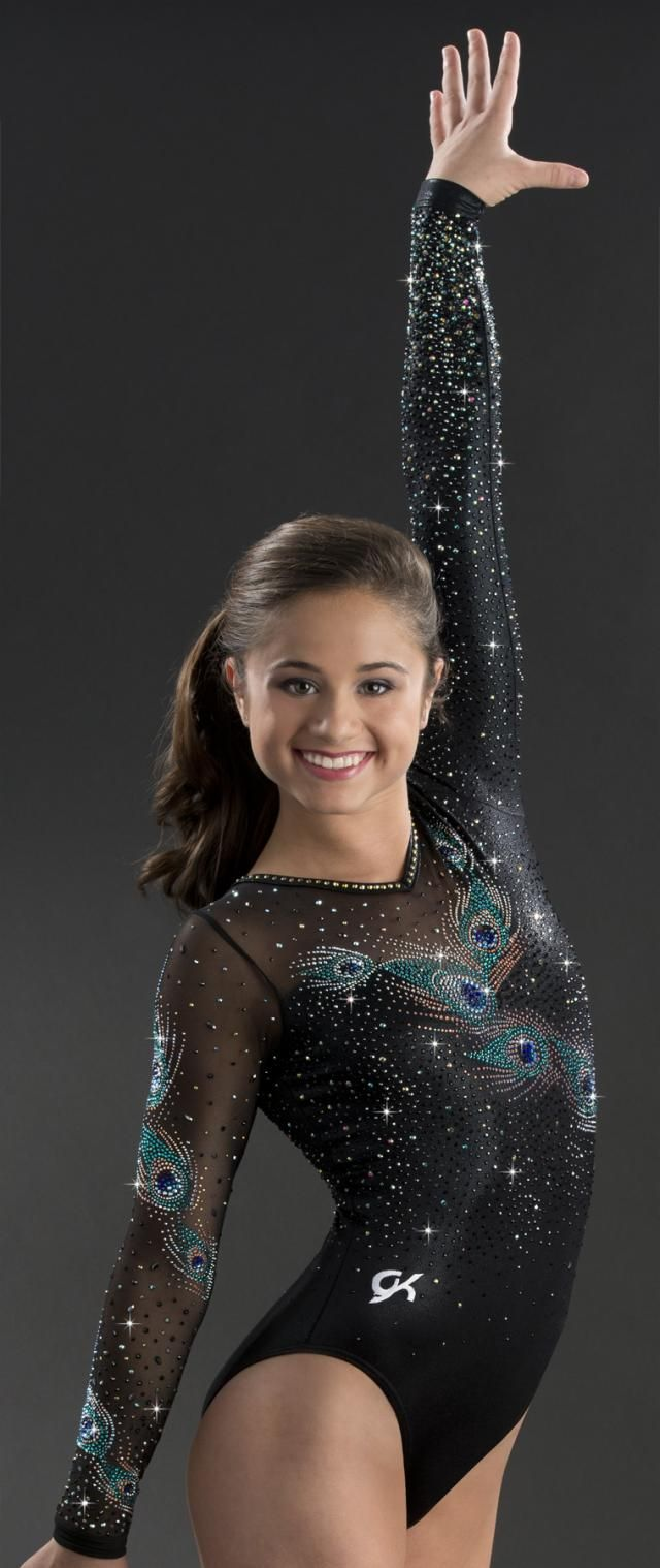 Gorgeous competition Leotard for this up coming season for all those gymnast!!!