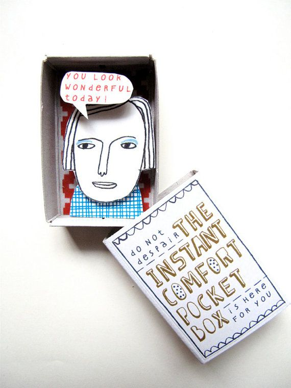 ...such a beautiful idea!  http://www.etsy.com/listing/80464355/the-instant-comfort-pocket-box-june