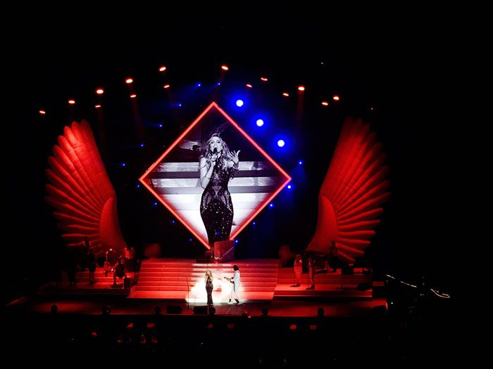 Delta Goodrem in Concert   Wings of the Wild tour