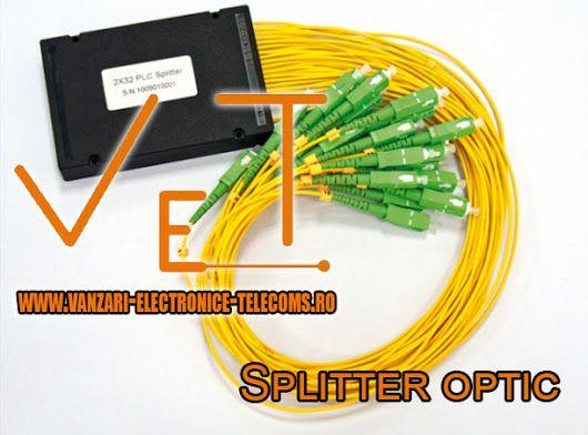 Un splitter optic este un echipament destinat lucrurlui cu fibra optica si este mai mult decat ideal atunci cand vine vorba de impartirea semnalului. Printre avantajele unui asemenea aparat se numara atat paramteri constanti in care functioneaza cat si dimensiunea mica pe care o are. Descoperiti mai multe detalii despre splitter-ul optic PLC cu conector SC/APC pe http://www.vanzari-electronice-telecoms.ro/produs/716/spliter-optic-plc-cu-conector-scapc.html.