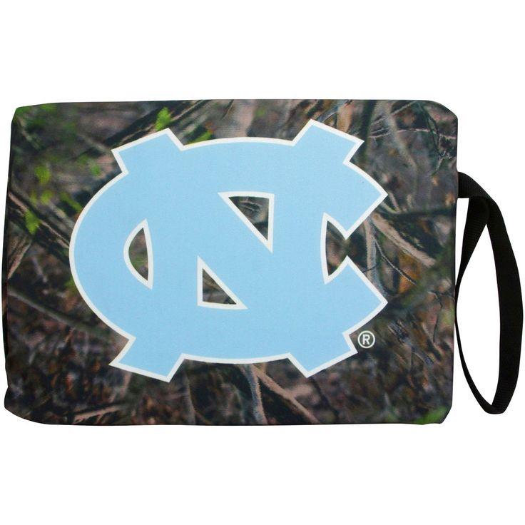 North Carolina Tar Heels (UNC) Stadium Cushion - Realtree Camo - $11.99