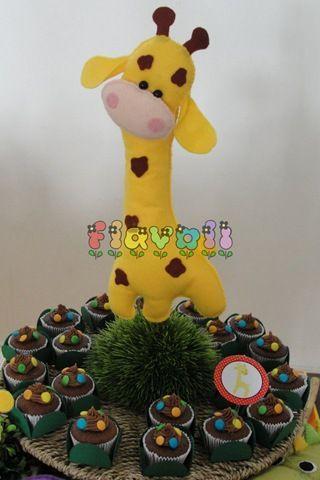 Bolotas Decorativas - Festa dos bichos  : flavoli.net - Papelaria Personalizada :: Contato: (21) 98-836-0113 vendas@flavoli.net