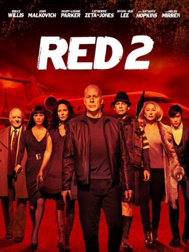 RED 2  #Movie