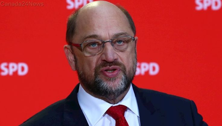 Germany's SPD party, under pressure, warming to idea of coalition government