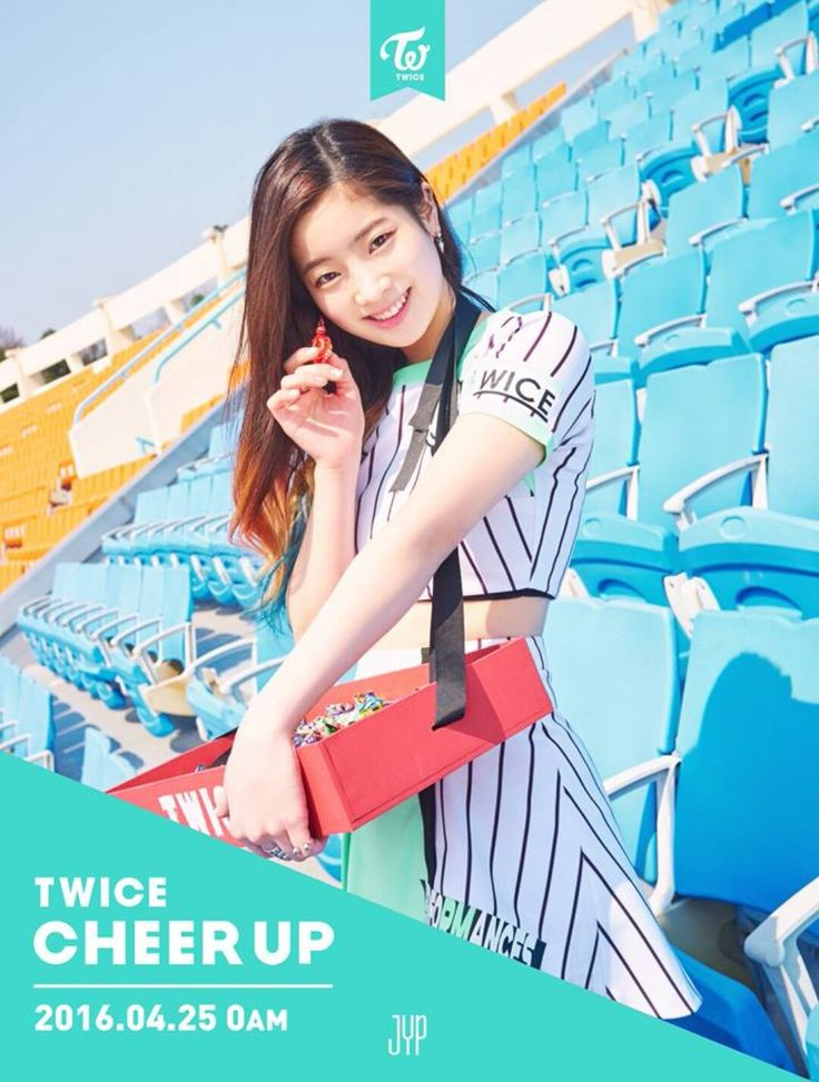 Twice Cheer up #Dahyun