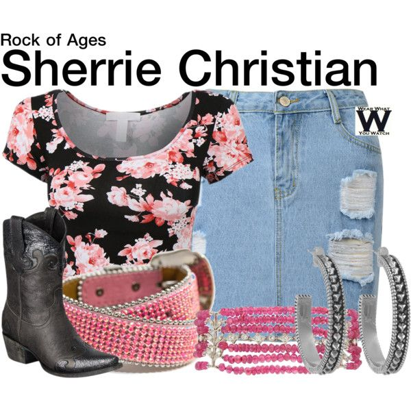 Inspired by Julianne Hough as Sherrie Christian in 2012's ...