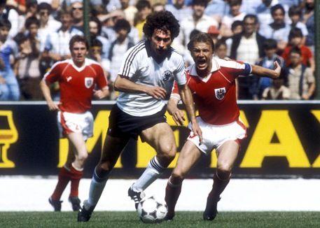 Paul Breitner, Germany (Bayern München, Real Madrid, Eintracht Braunschweig, Germany)