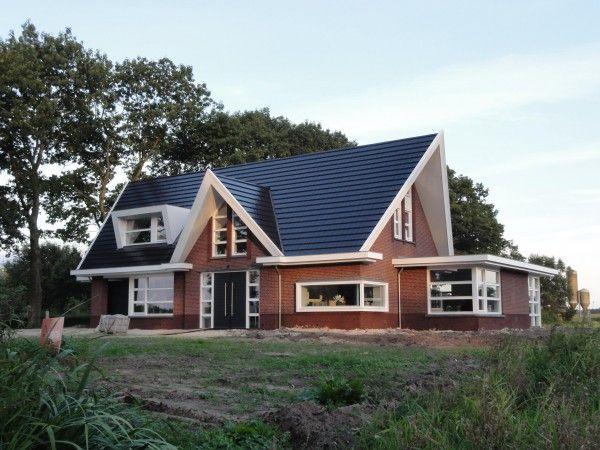 Woning eigentijds zink google zoeken huis gaarden pinterest projects and search - Gevel eigentijds huis ...