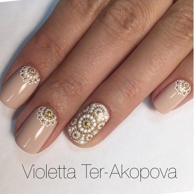 Мастер @violetta_ter г. Москва by nails_page__