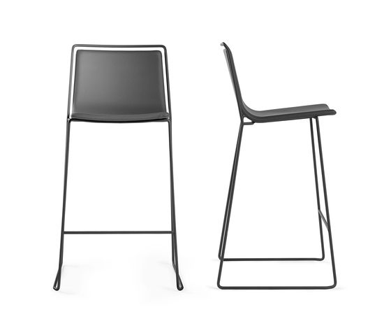 Counter stools | Seating | Alo | ONDARRETA | Gabriel Teixidó. Check it out on Architonic