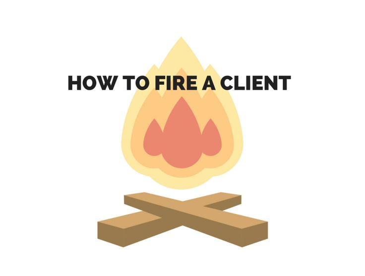 Consultants work incredibly hard to land and keep clients. But what happens when things aren't working out? As a consultant, it can be difficult to fathom firing a client. But when you know it is time, how should you do it?