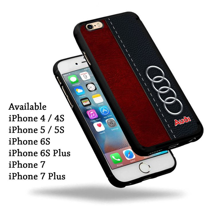 New Best Rare Luxury Audi Logo Leather Texture Print On Hard Plastic iPhone Case #UnbrandedGeneric #iPhone4 #iPhone4s #iPhone5 #iPhone5s #iPhone5c #iPhoneSE #iPhone6 #iPhone6Plus #iPhone6s #iPhone6sPlus #iPhone7 #iPhone7Plus #BestQuality #Cheap #Rare #New #Best #Seller #BestSelling #Case #Cover #Accessories #CellPhone #PhoneCase #Protector #Hot #BestSeller #iPhoneCase #iPhoneCute #Latest #Woman #Girl #IpodCase #Casing #Boy #Men #Apple #AplleCase #PhoneCase #2017 #TrendingCase #Luxury…