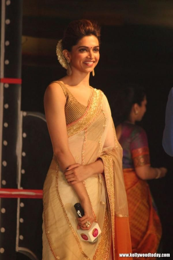 saree is pretty.