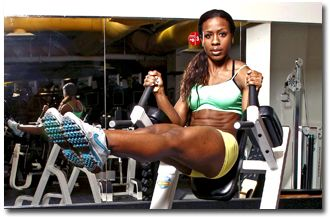 115 best images about black girls workout too on pinterest